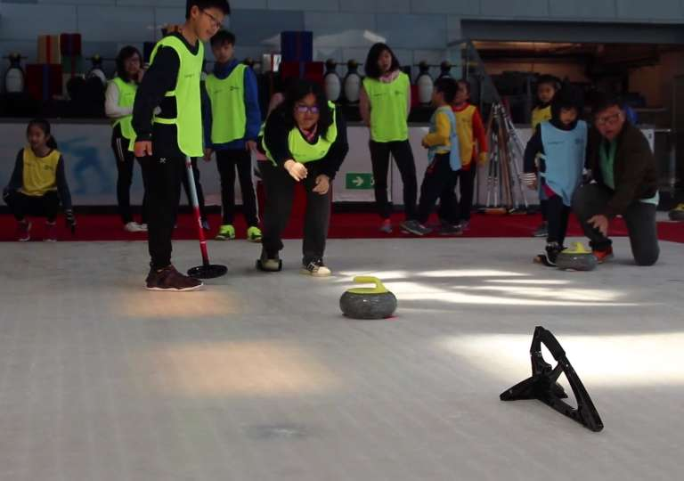 社區體育誌 — 冰壺運動專訪